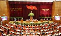 Ouverture du 3e plénum du Comité central du Parti communiste vietnamien