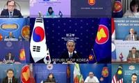 Coopération post-Covid-19 entre la République de Corée et l'ASEAN