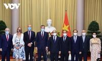 Anti-Covid-19: L'Australie s'engage à offrir 1,5 million de doses de vaccins au Vietnam