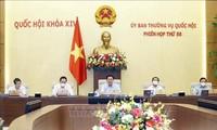 Le comité permanent de l'Assemblée nationale en faveur d'un déficit budgétaire de 3,7% du PIB