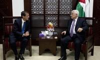 Israël et la Palestine discutent des mesures de confiance