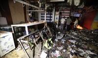 Attentat sanglant sur un marché de Bagdad à la veille de l'Aïd: 35 morts et des dizaines de blessés