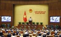 L'Assemblée nationale adopte le plan de développement socioéconomique 2021-2026