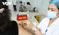 Vaccin anti-Covid-19: 2e injection du vaccin Nano Covax à 12.000 volontaires