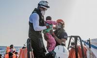 700 migrants secourus ce week-end en Méditerranée