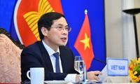 ASEAN+3: les ministres des Affaires étrangères réfléchissent aux moyens d'endiguer la crise sanitaire
