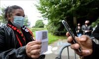 France : Le pass sanitaire entre en vigueur
