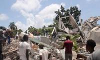 Haïti: Le bilan du séisme s'alourdit à 1.419 morts