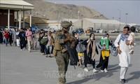 Afghanistan : les  évacuations se poursuivent