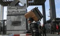 L'Égypte ferme la seule ouverture de la bande de Gaza