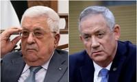 Première rencontre entre le Président palestinien et le ministre israélien de la Défense