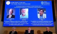 Le prix Nobel de physique partagé entre trois chercheurs