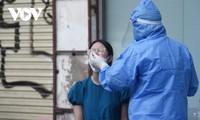 Covid-19: Le Vietnam enregistre le plus petit nombre de nouveaux cas quotidiens depuis un mois