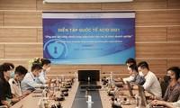 Le Vietnam participe à l'exercice de réponse aux incidents de cybersécurité de l'ASEAN 2021