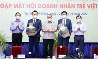 Les activités de Nguyên Xuân Phuc à Hô Chi Minh-ville ce mardi