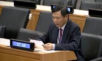 Le Vietnam soutient la suppression des armes de destruction massive