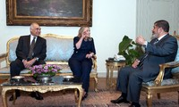 รัฐมนตรีว่าการกระทรวงการต่างประเทศสหรัฐกับความพยายามสร้างสรรค์ความสัมพันธ์ใหม่กับอียิปต์