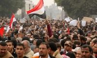 การปะทะระหว่างกลุ่มผู้ชุมนุมสนับสนุนนายมอร์ซีกับกองกำลังตำรวจอียิปต์