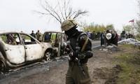 สถานการณ์ในภาคตะวันออกของยูเครนยังคงตึงเครียดต่อไป