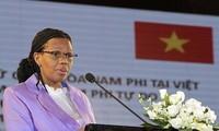 เวียดนามเป็นหุ้นส่วนการค้าสำคัญในเอเชียของแอฟริกาใต้