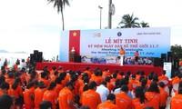 เวียดนามขานรับวันประชากรโลก
