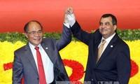 ประชามติยุโรปชื่นชมเวียดนามที่ประสบความสำเร็จในการจัดสมัชชาใหญ่สหภาพรัฐสภาโลกหรือไอพียู 132