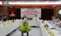 ประธานประเทศเจืองเติ๊นซางพบปะหารือกับสมาคมนักกฎหมายเวียดนาม