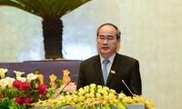 ความคิดเห็นของผู้มีสิทธิ์เลือกตั้งต่อการประชุมครั้งที่ 10 รัฐสภาเวียดนามสมัยที่ 13