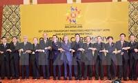 อาเซียน จีนและญี่ปุ่นขยายความร่วมมือเพื่อส่งเสริมการเชื่อมโยงคมนาคมในภูมิภาค