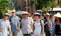 นักท่องเที่ยวชาวต่างชาติมาเที่ยวเวียดนามในเดือนกุมภาพันธ์เพิ่มขึ้นร้อยละ 20