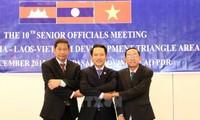 การเจรจารอบที่ 4 ข้อตกลงการค้า กัมพูชา – ลาว – เวียดนาม