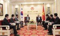 ขยายความสัมพันธ์ร่วมมือระหว่างเวียดนามกับสาธารณรัฐเกาหลี