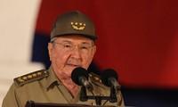 ผู้นำคิวบาส่งโทรเลขอวยพรเนื่องในวันชาติเวียดนาม