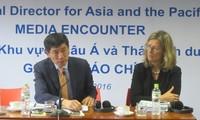 UNDP มีความประสงค์เพิ่มศักยาภาพให้แก่เวียดนาม