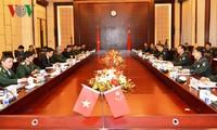 เวียดนาม – จีนมุ่งสู่การลงนามวิสัยทัศน์ความร่วมมือด้านกลาโหม