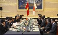 เสริมสร้างความสัมพันธ์หุ้นส่วนยุทธศาสตร์เวียดนาม – ญี่ปุ่นให้กว้างลึกมากขึ้น