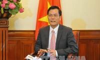 Pokja antar-instansi Vietnam melakukan kunjungan kerja di Takhta Suci Vatikan