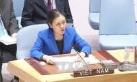 เวียดนามเข้าร่วมการประชุมของคณะกรรมการลดกำลังรบและความมั่นคงระหว่างประเทศของสหประชาชาติ