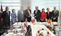 คณะกรรมการอาเซียน อังการาผลักดันการเชื่อมโยงระหว่างสถานประกอบการตุรกีกับอาเซียน