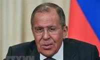 รัสเซียเรียกร้องให้ปกป้องบูรณะภาพแห่งดินแดนของอัฟกานิสถาน