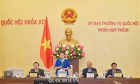 Sidang ke-31 Komite Tetap MN Vietnam