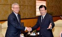 ประมวลความสัมพันธ์ระหว่างเวียดนามกับไทยประจำเดือนเมษายนปี 2019