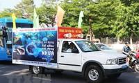 จัดทำโครงการแห่งชาติเกี่ยวกับพลาสติกในเวียดนาม