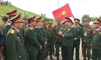 เวียดนามประสบความสำเร็จเกินที่คาดหวังในงานมหกรรม Army Games 2019