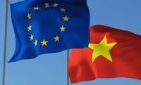 ปฎิบัติคำมั่นเกี่ยวกับลิขสิทธิ์ทางปัญญาในข้อตกลงการค้าเสรีระหว่างเวียดนามกับอียู