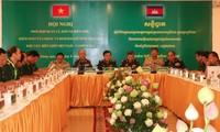 ยกระดับประสิทธิภาพในการประสานงานเพื่อควบคุมและปกป้องชายแดนเวียดนาม – กัมพูชา