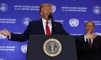 Presiden Donald Trump membuka kemungkinan minta bantuan pengadilan untuk mencegah investigasi pemakzulan