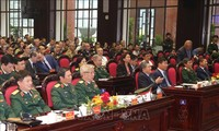 เจ้าหน้าที่ของโรงพยาบาลภาคสนามระดับ 2 หมายเลข 2 ของเวียดนามได้เดินทางไปปฏิบัติหน้าที่ในประเทศซูดานใต้