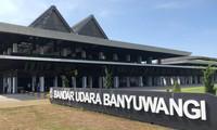 ความประทับใจต่อสนามบิน Banyuwangi ซึ่งเป็นสนามบินที่เป็นมิตรต่อสิ่งแวดล้อมแห่งแรกในอินโดนีเซีย