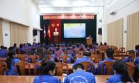 สถาบันเยาวชนเวียดนามคือสถานที่ฝึกอบรมแกนนำของกองเยาวชนที่ยอดเยี่ยมของลาว
